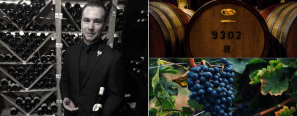 TALENT : Maxime, chef sommelier, du palais et de la bouteille