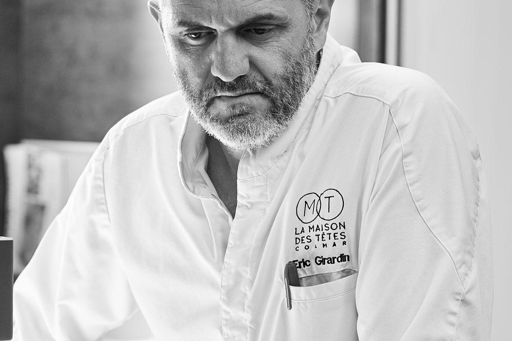 Chef Eric Girardin